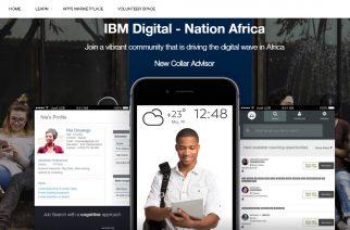 IBM Digital – Nation Africa: 70 millions pour former 25 millions de personnes