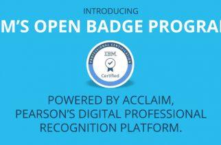 Programme IBM Open Badges : Bâtir la prochaine génération de travailleur