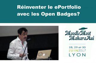Serge Ravet : Réinventer le ePortfolio avec les Open Badges?