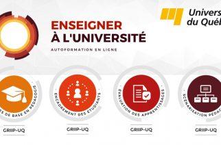 Badge numérique réseau Université du Québec (UQ) : Autoformation pour les enseignants
