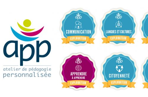 Apprenant agile : Système de badges numériques des APP en France et en Europe