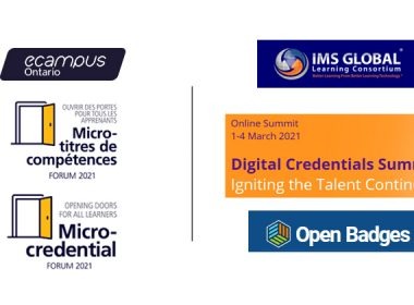 ecampus ontario IMS Global evenements 2021
