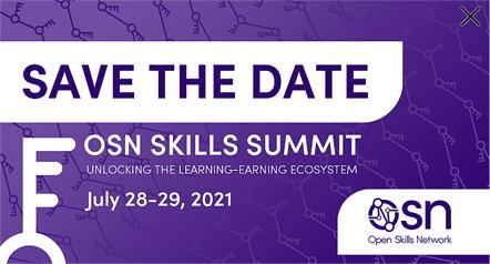 Open Skills Summit banner