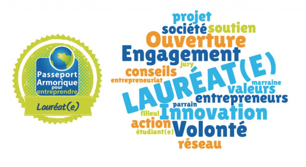 Open digital Badges numériques, passeport Armorique, entrepreneuriat étudiant
