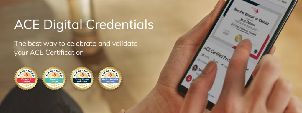 entraineur certifié par digital badges numériques